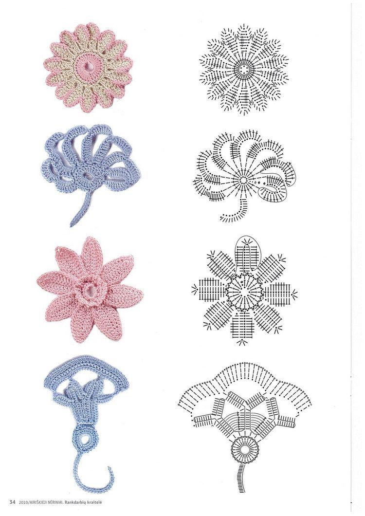 Patrones Crochet | jersey hippy | Pinterest | Crochet patrones ...