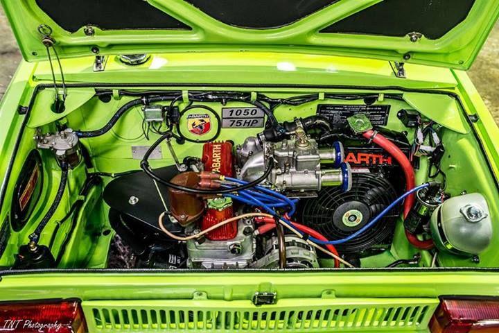 A 1970 Fiat 850 Spider Abarth 1 Fiat 850 Fiat Fiat 128