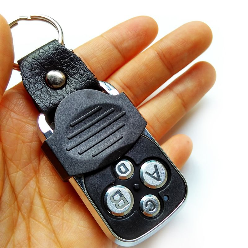 how to change garage door code without enter button