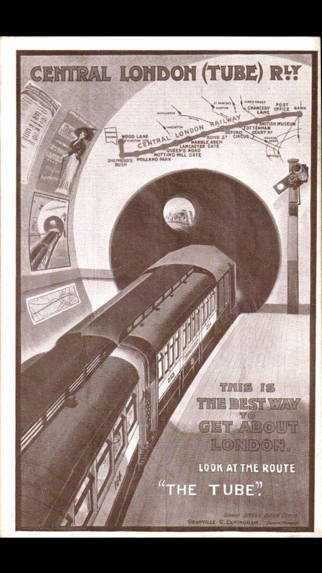 269476b5f7d48d1443e94114946c7cd1 - Central London Railway 120th anniversary
