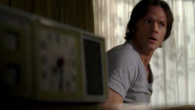 El día sin fin de Sam #Supernatural