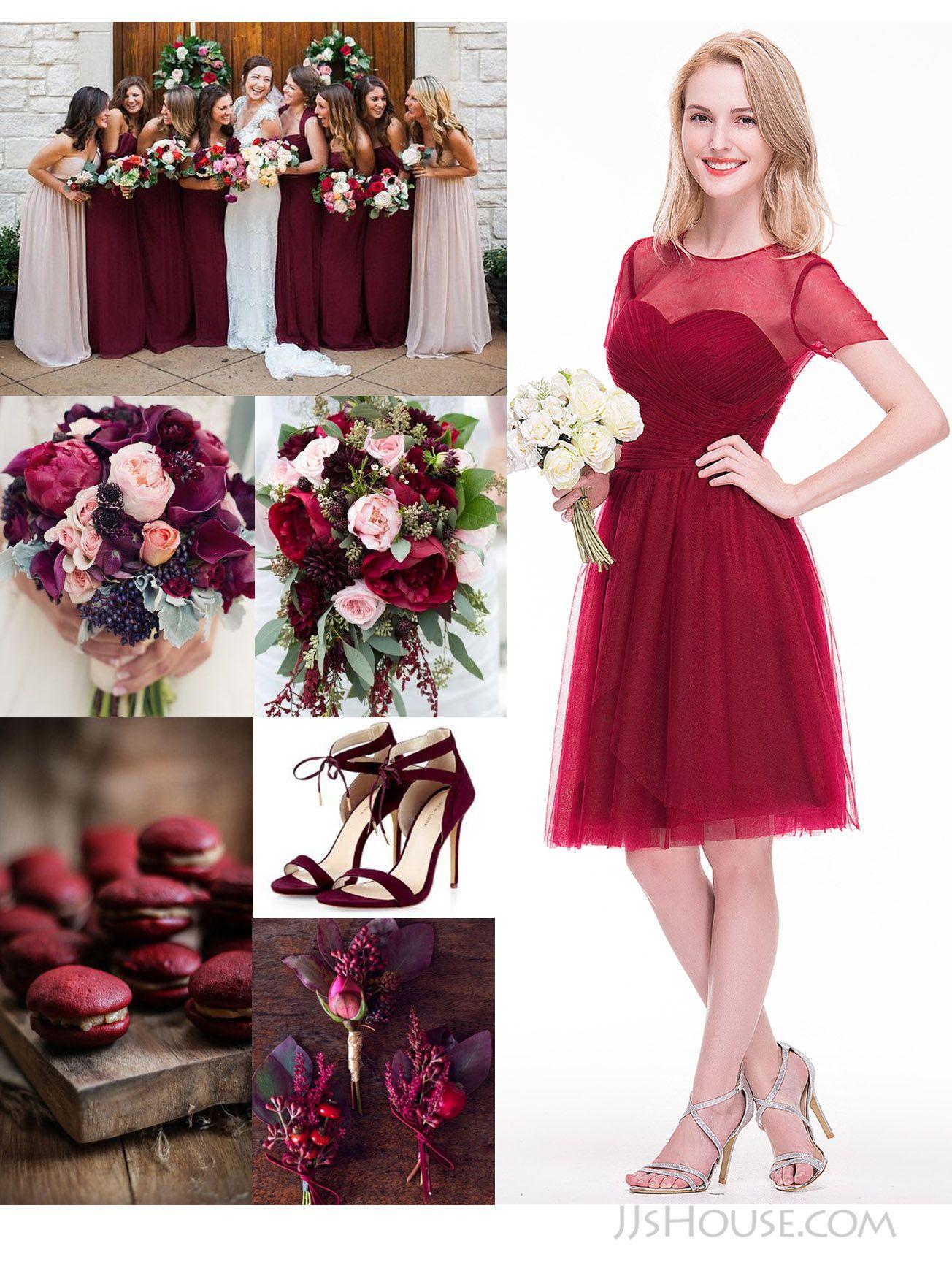 Most popular bridesmaids dress colors