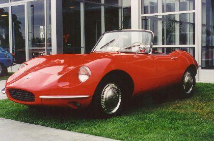 1962 Saab Quantum III