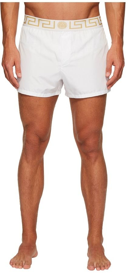 f71d4b3748 Versace Beach Shorts Men's Swimwear | Ripped my pants :/ in 2019 ...