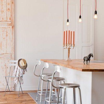 Stylisme Epure Dans Un Loft Parisien Decoration Interieure