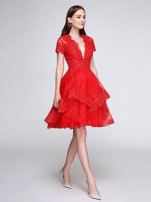 Robe de soiree couture occasion