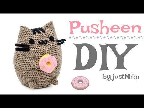 Pusheen The Cat Häkeln Do It Yourself Amigurumi Katze