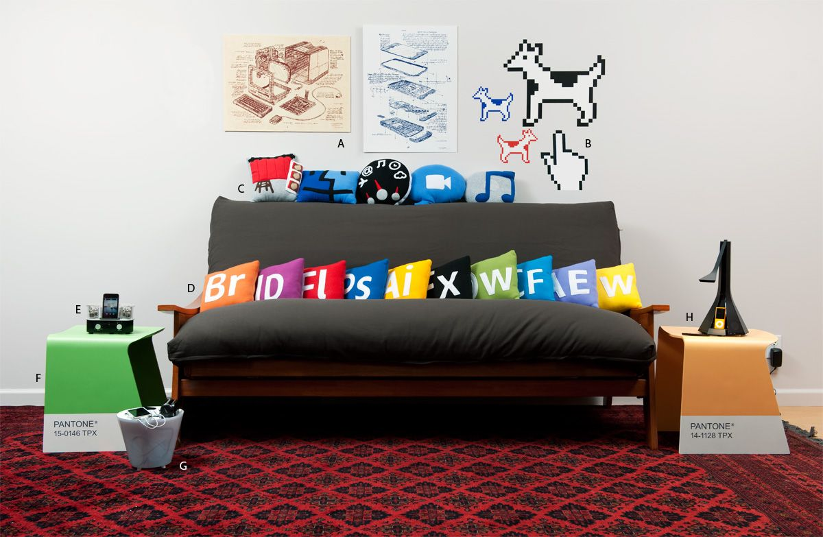 Nerd Bedroom Geeky Chic Office Headquarters Pinterest Home Geek Chic And