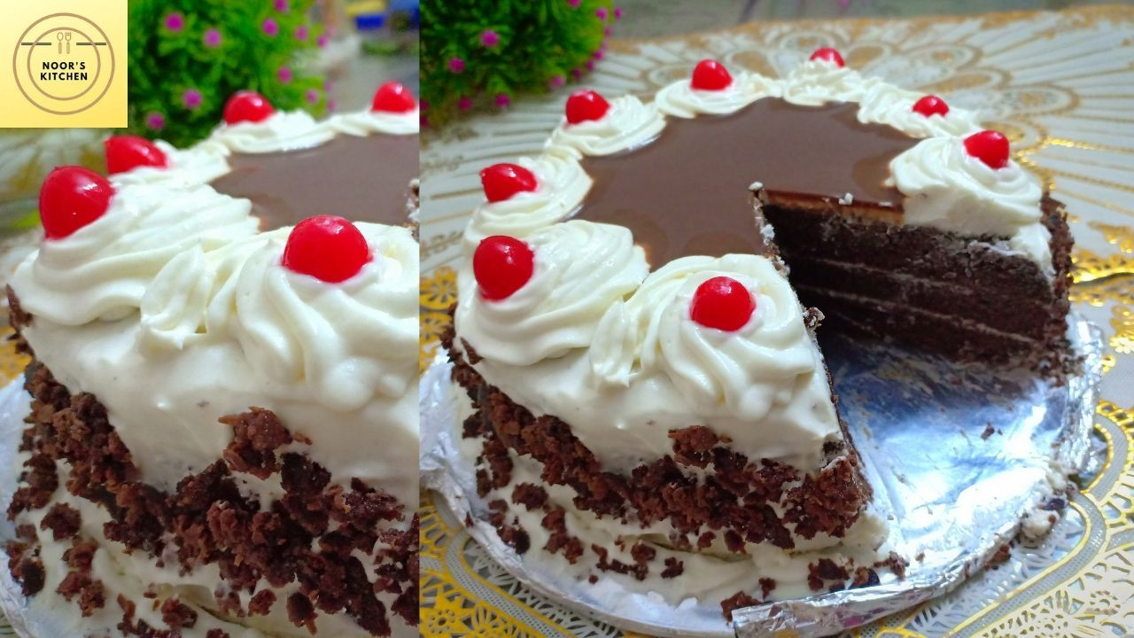 Black Forest Cake Black Forest Cake Chocolate Cake Cake