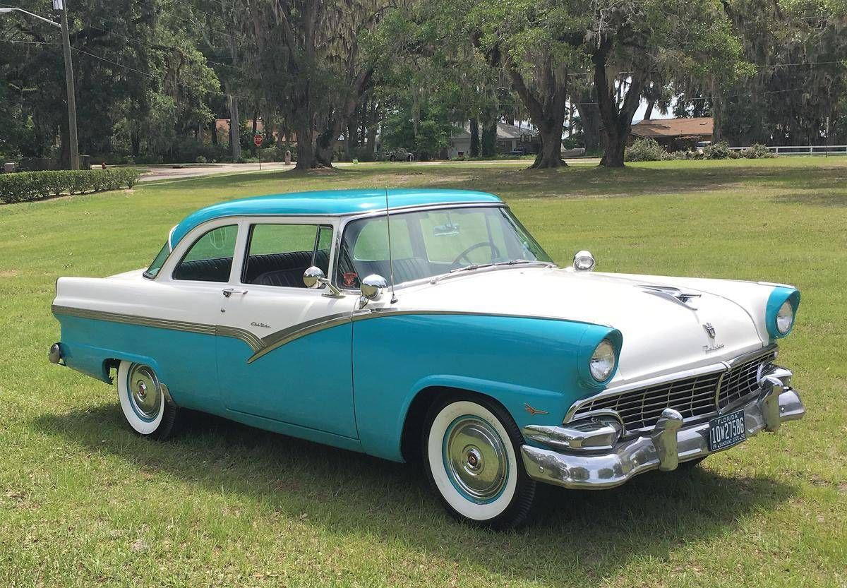 1956 ford fairlane for sale 1984794 hemmings motor news ford fairlane autos zu