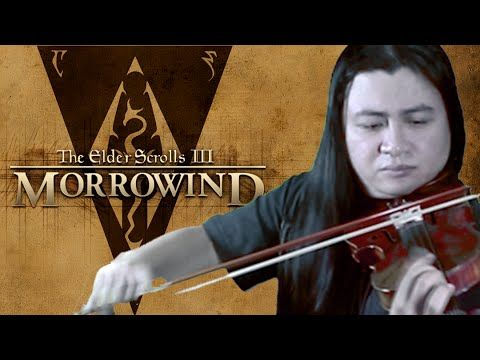 The Elder Scrolls III: Morrowind - Main Theme - Rock Violin