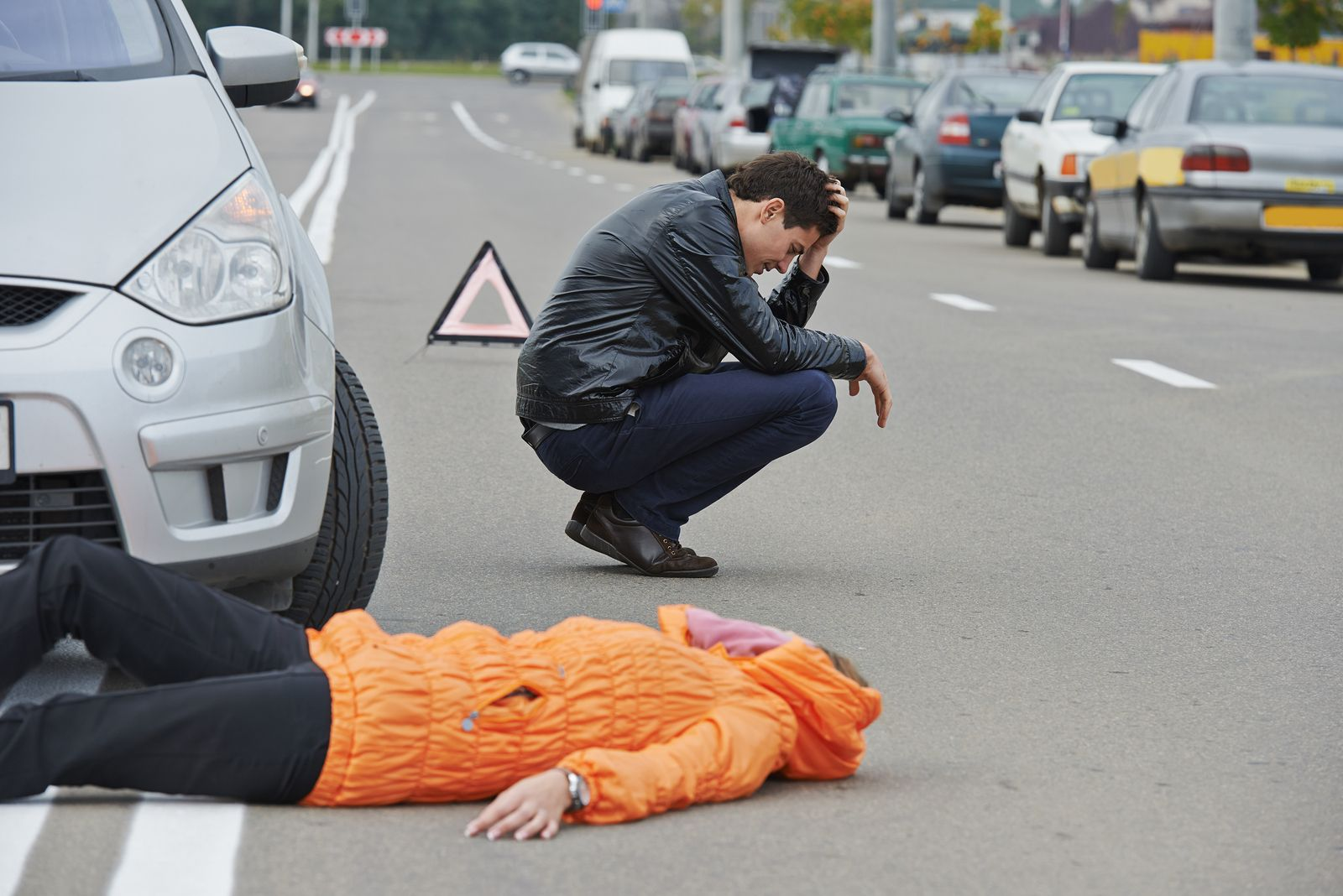 Five Common Causes of Pedestrian Accident Pedestrian