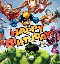 Feliz Cumple Happy Birthday Pinterest Happy Birthday Superhero