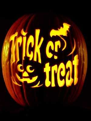 Tu003d Trick Or Treat. Halloween ... Design Ideas