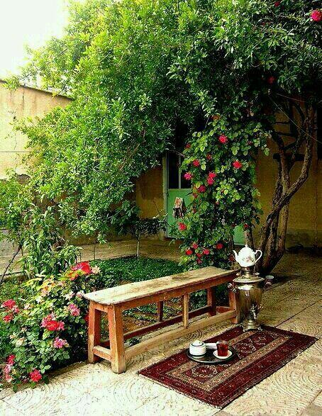 Pin by saman alidust on زیبا | Persian garden, Persian ...