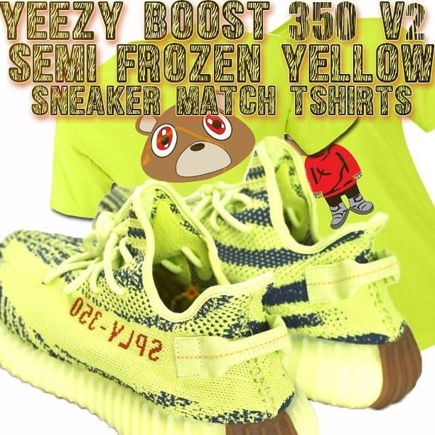 e1892ee9 Do you have a pair of the latest Yeezy Boost 350 V2's in Frozen Yellow?