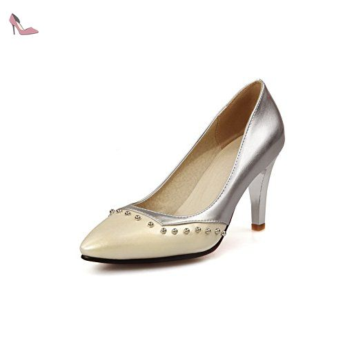 Chaussures BalaMasa grises femme cx5ixn