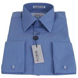 #Modena                   #ApparelTops              #Men's #Modena #Solid #Cadet #Blue #French #Cuff #Dress #Shirt                Men's Modena Solid Cadet Blue French Cuff Dress Shirt                                                   http://www.snaproduct.com/product.aspx?PID=7615353
