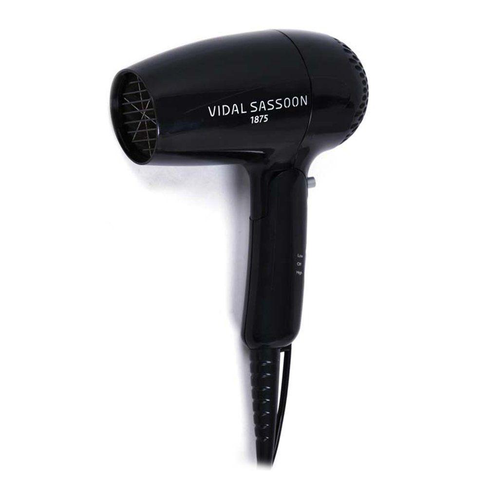 Vidal Sassoon Vsdr w Stylist Travel Dryer Black