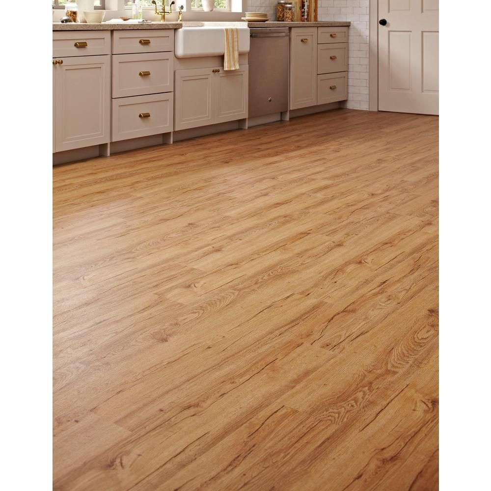 Lifeproof Essential Oak 7 1 In W X 47 6 In L Luxury Vinyl Plank Flooring 18 73 Sq Ft Case I170263l The Home Depot Vinyl Plank Luxury Vinyl Plank Lifeproof Vinyl Flooring