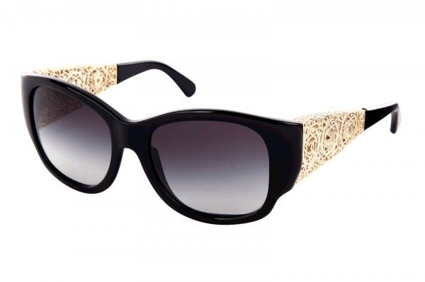 744e71258a5f2 Better Than Rose-Tinted Glasses  These New Chanel Sunglasses