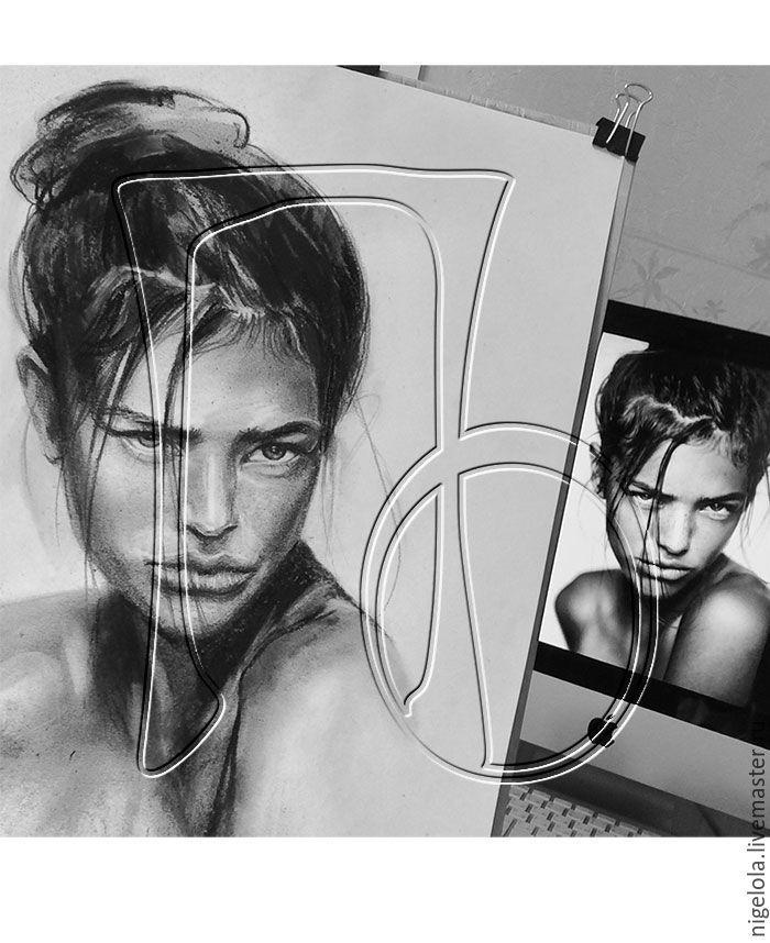 Купить или заказать Портрет по фотографии. в интернет ...