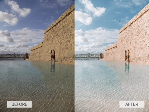 , Europe Collection Lightroom Presets – FilterGrade, Travel Couple, Travel Couple