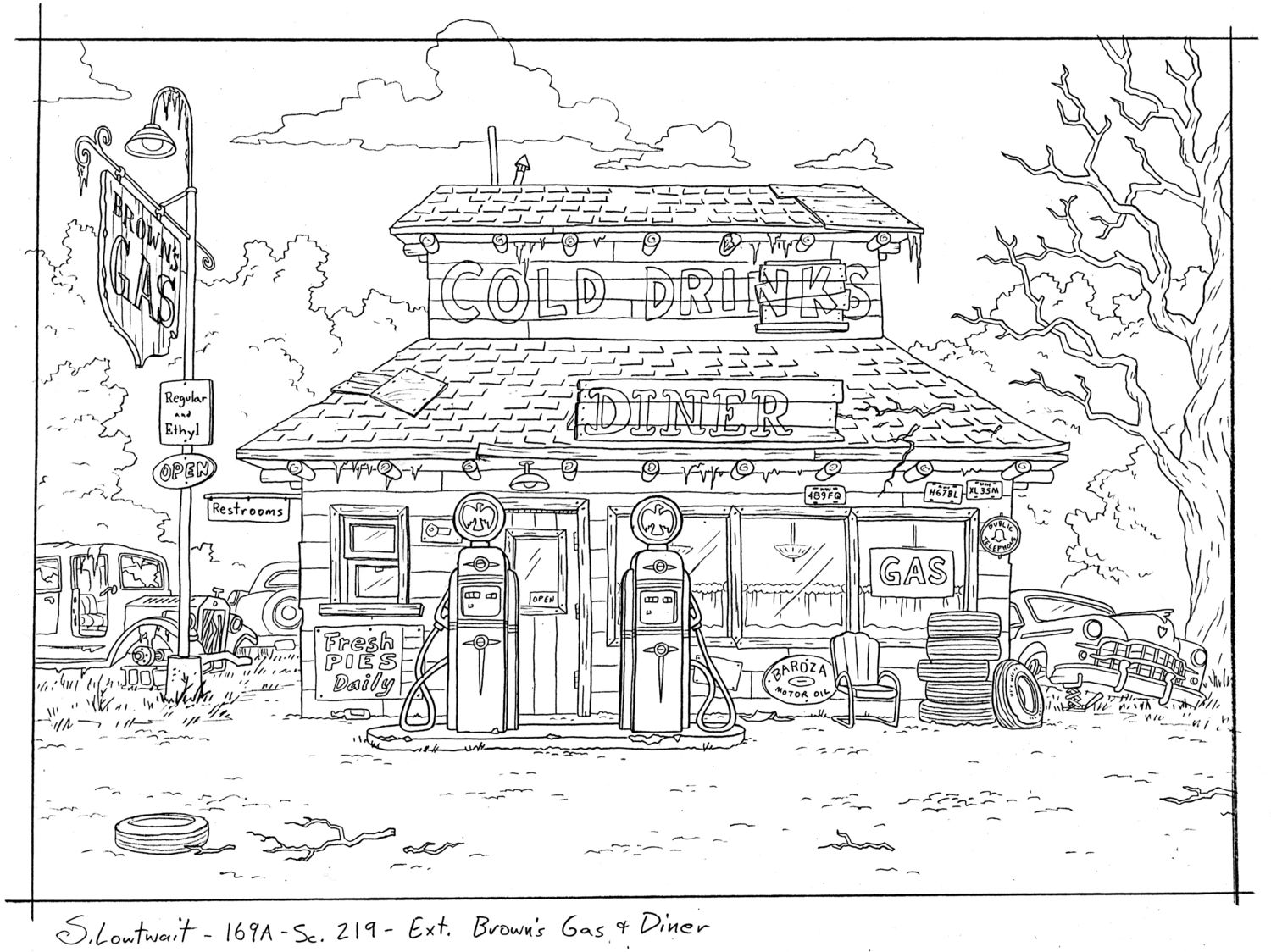 Hey Arnold Backgrounds Hey Arnold Animation Background Concept Art
