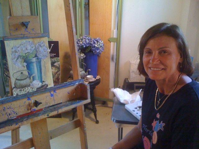 Anita - still life in progress 2010