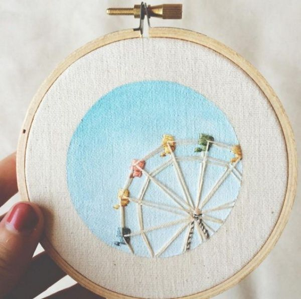 40 Amazing Hand Embroidery Designs Ideas