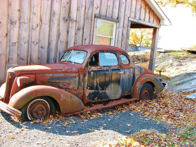 a rotten 1937 chevy coupe in nov 2013 old and rusty pinterest abandonn casse auto et les. Black Bedroom Furniture Sets. Home Design Ideas
