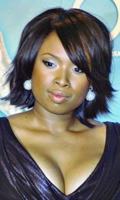 medium hairstyles plus size  shoulder length haircuts