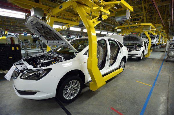 G M Earnings Soar In 2nd Quarter General Motors Ford News