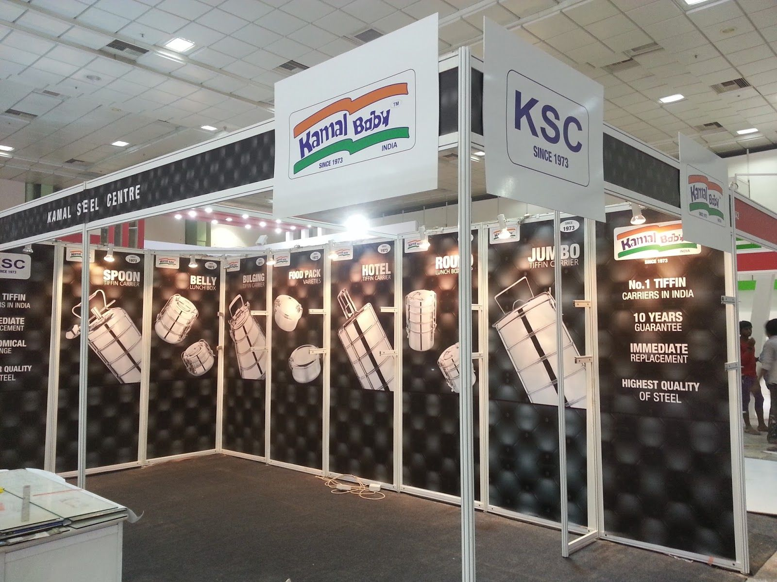 D Exhibition In Chennai : Kamal baby expo exhibition stall at chennai trade centre