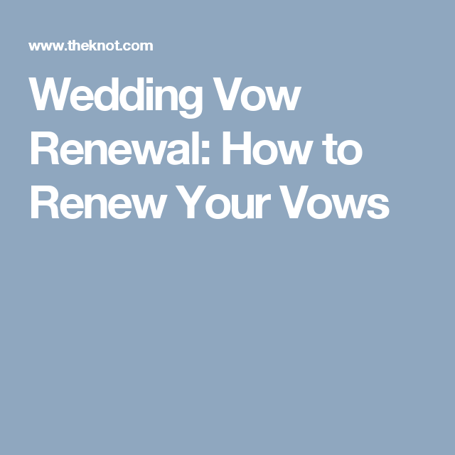 50th Wedding Anniversary Gift Etiquette: How To Renew Your Wedding Vows