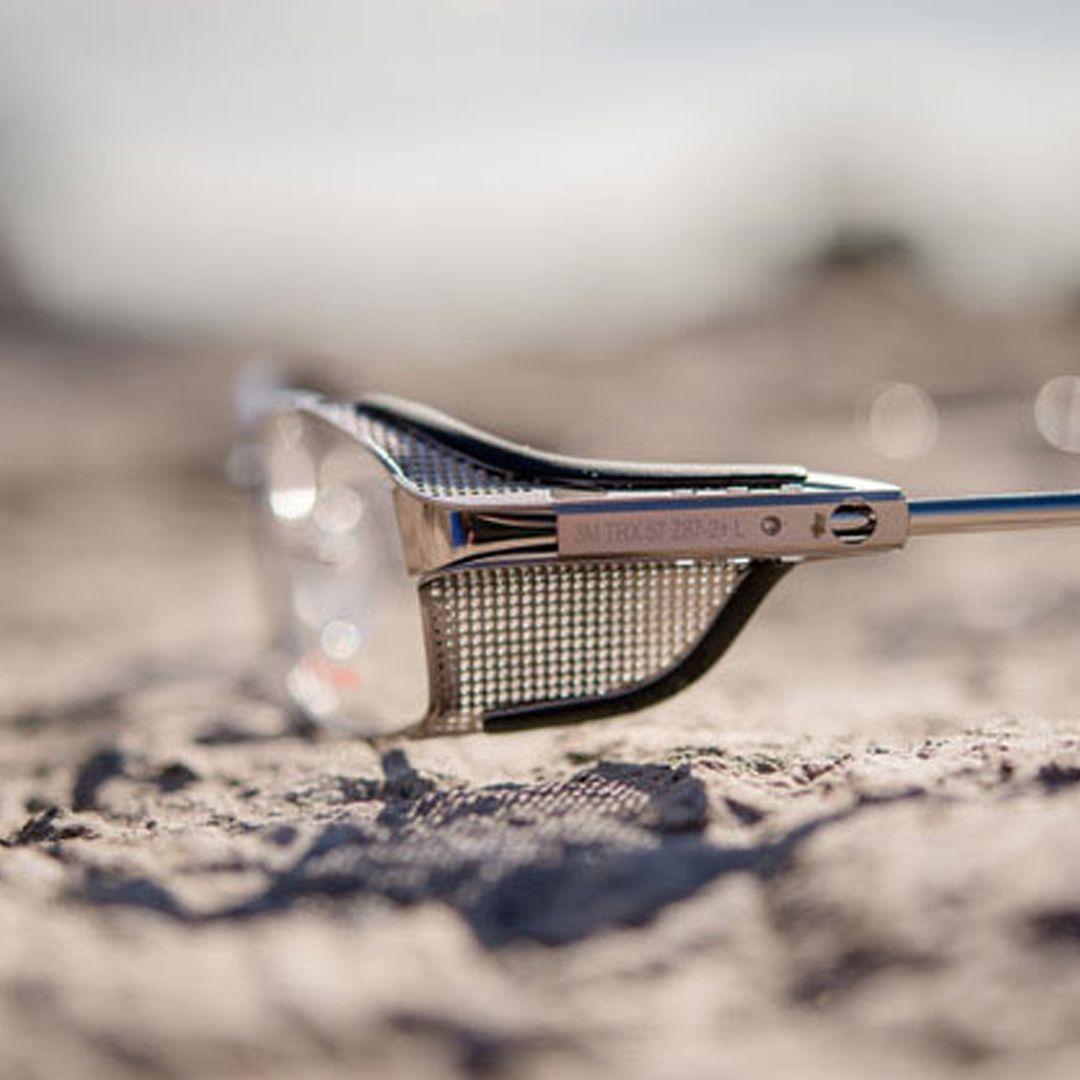 Branded safety eyeglasses 3m trx safety glasses