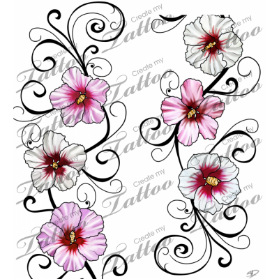 Rose Of Sharon Tattoo Designs Tattoo Ideas Tattoos Rose