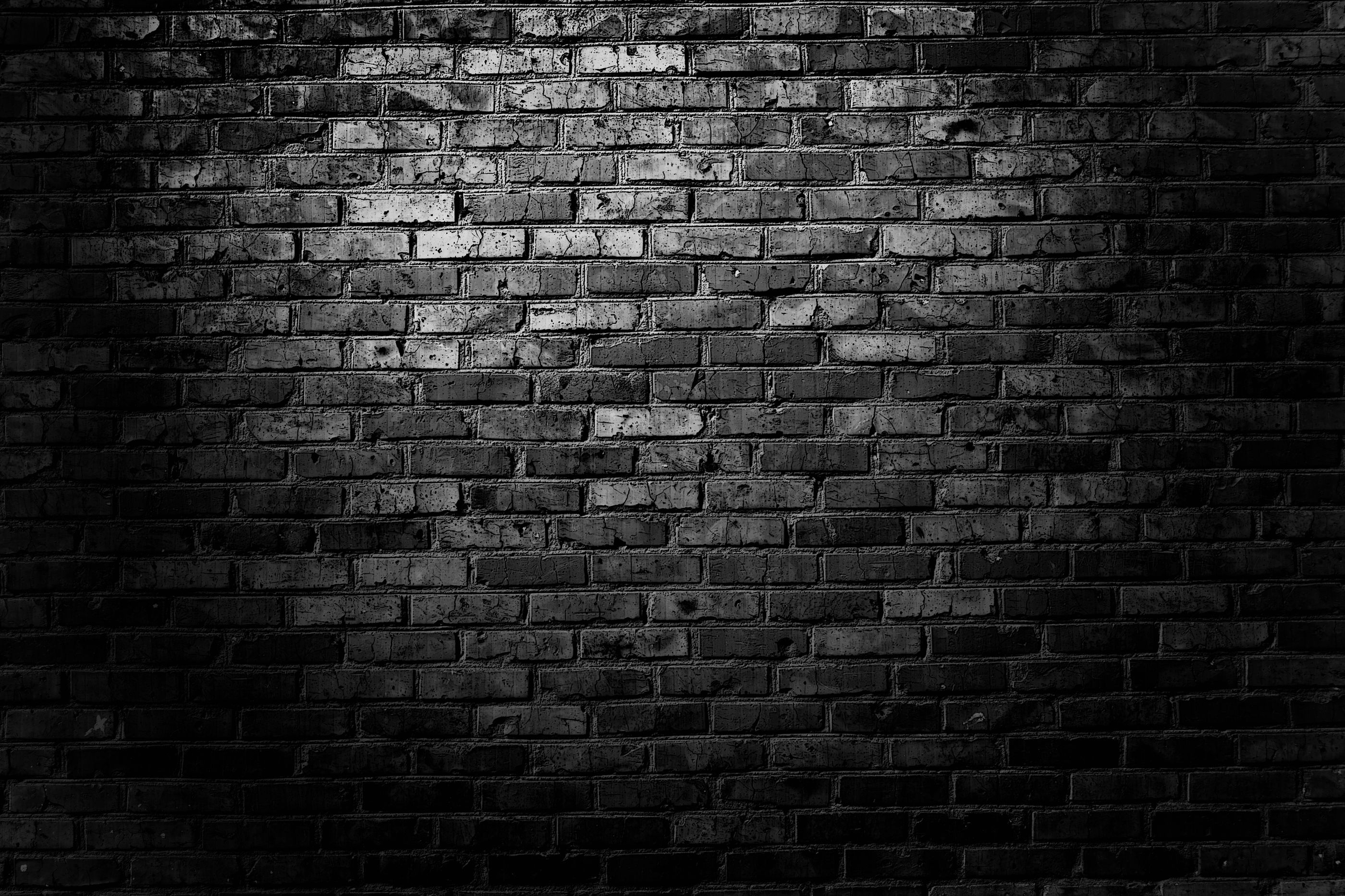 black brick wall black brick wall black brick wallpaper on brick wall id=69197
