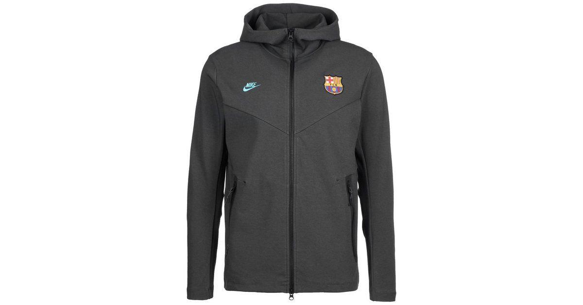 Nike Stadionjacke »Fc Barcelona Tech Pack«