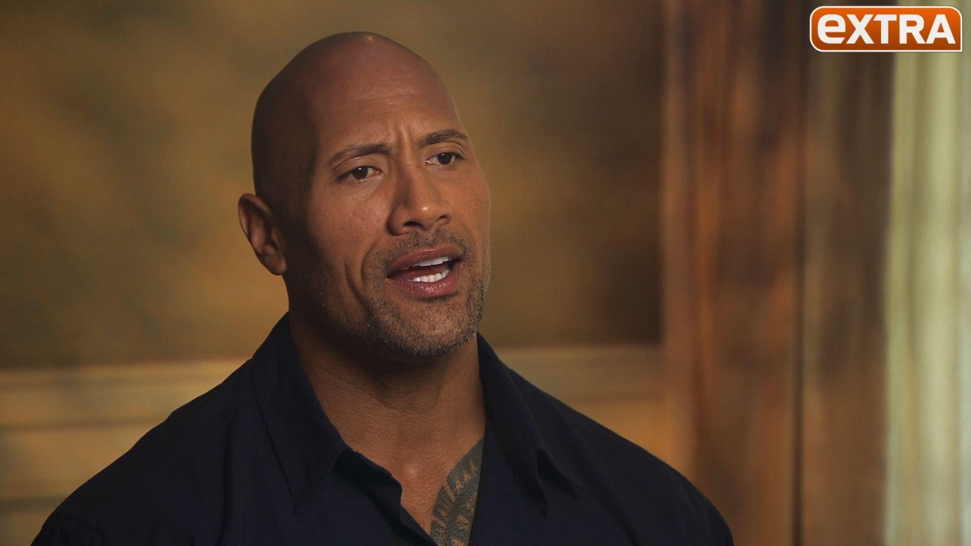 How Dwayne 'The Rock' Johnson Got Into 'Hercules' Shape