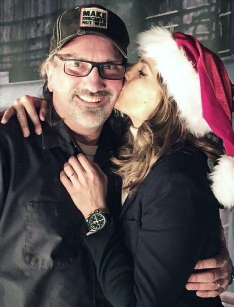 Santa Stana with Rob