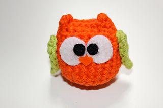 Cute Little Amigurumi Owl : Cute little owl free crochet pattern amigurumi patterns