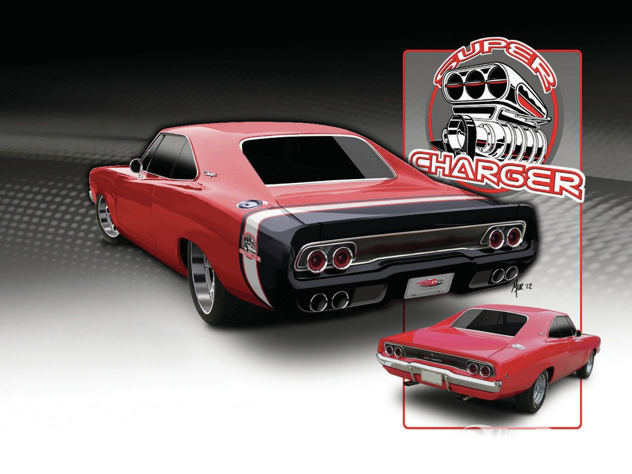 1968 Dodge Charger | The Most Iconic Muscle Cars 1968 Dodge ...