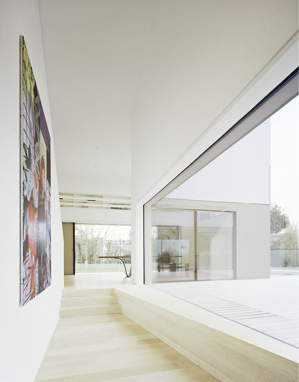 Hoch am Hang: Wohnhaus in Tübingen | Architecture | Pinterest ...