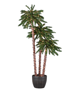 Potted Palm Tree - Potted Palm Tree Potted Artificial Christmas Trees Potted Palm