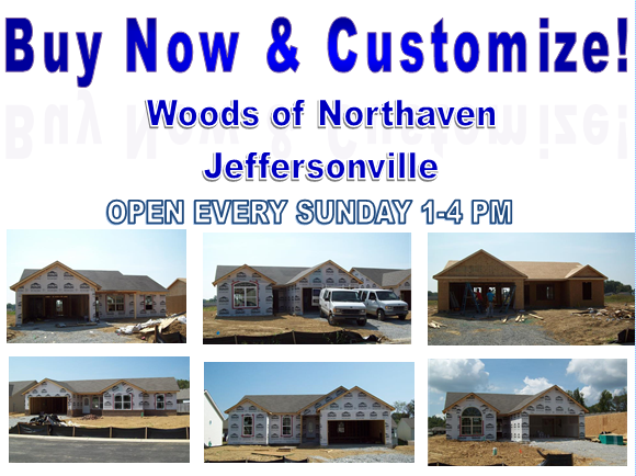 >>Jeffersonville, Indiana PREMIER HOMES of Southern Indiana