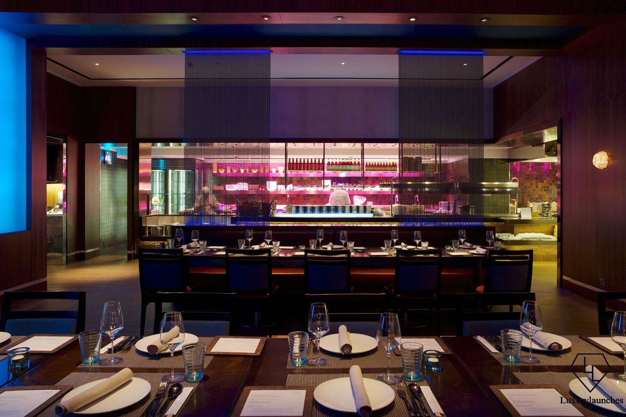 Nusantao doha 5 restaurants lounges pinterest for Kitchen design qatar