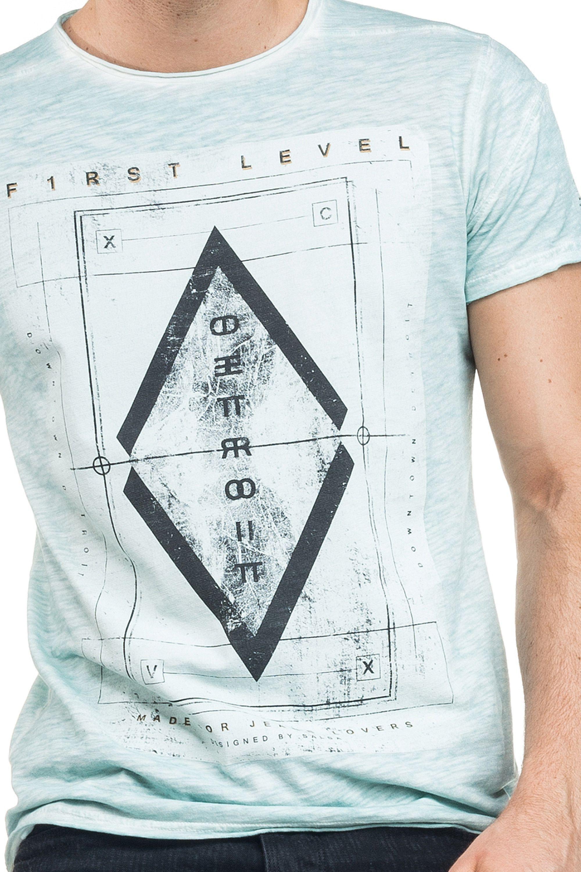 fbfe356c143 T-shirt 1st level tingida