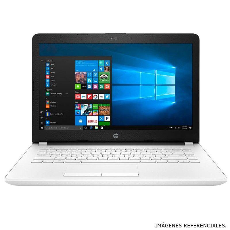 Hp Laptop 14 Bs007la 14 Hd Intel Celeron N3060 1 60 Ghz 4gb