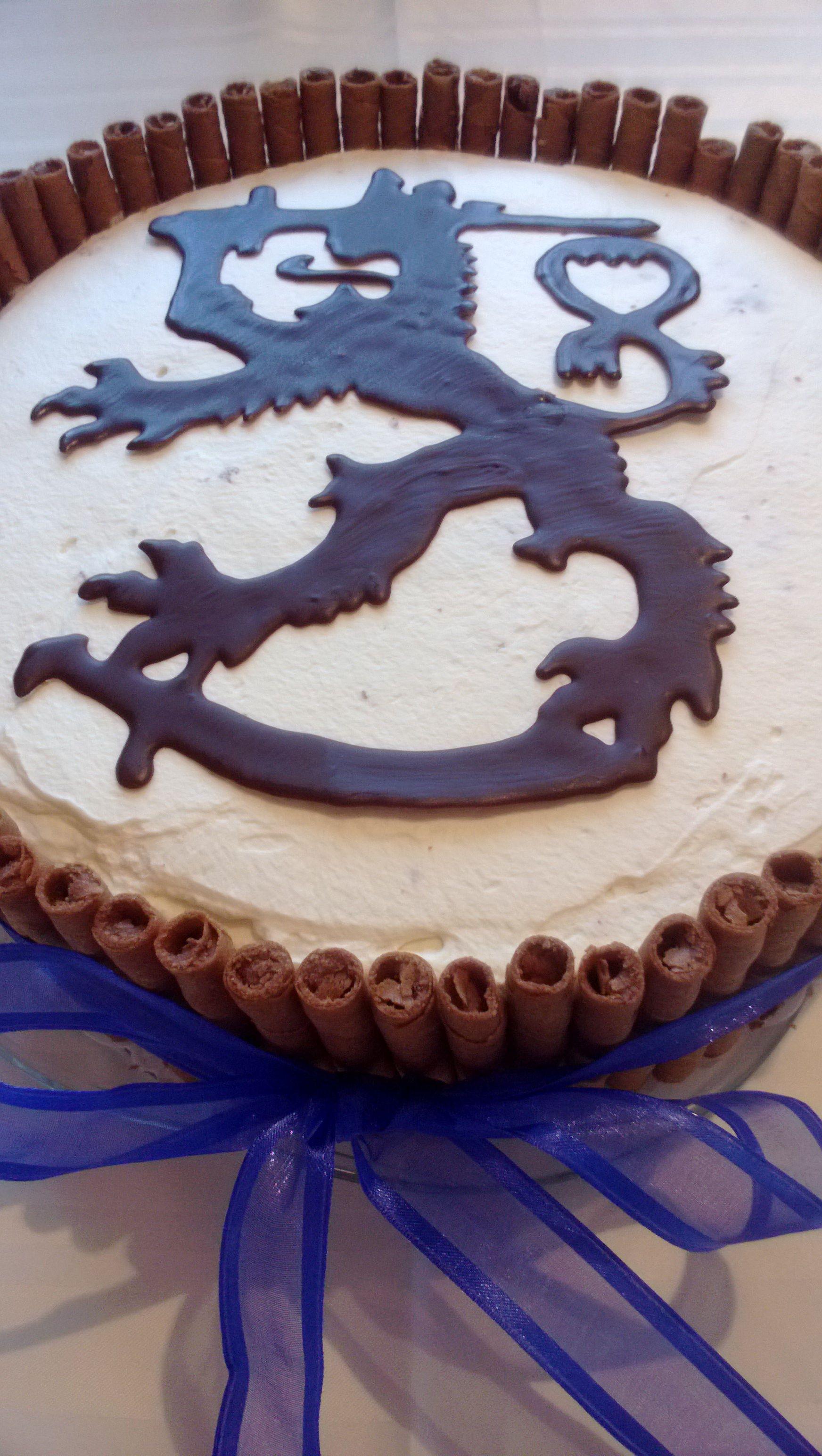 Itsenäisyyspäivä Kakku